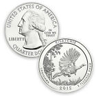 2015 Kisatchie Forest 25c America the Beautiful ATB 5 oz Silver No Reserve