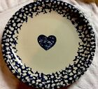 Folk Craft  Hearts PLATTER By Tienshan 12 3/4