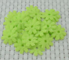50pcs Padded Felt Spring Flower craft Appliques H137 1