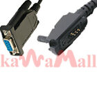 KAWAMALL Ribless Programming Cable for ICOM OPC966 IC-F50 IC-F60 IC-F70 Radio