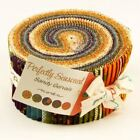 Moda Jelly Roll - Perfectly Seasoned by Sandy Gervais
