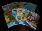 ABeka 1st grade Book Reading Program homeschool Phoncis Reader lot of 12