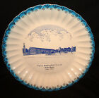 Vintage Perry Methodist Church Rothe Road Lima Ohio Picture Collectors Plate