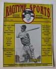 Ragtyme Sports (#1 Issue) Jan 1995 STAN MUSIAL, early 1900s Decal Bats story