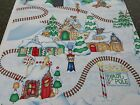Holiday Express RL Studio for South Sea Imports SSI BTY Christmas Train Toy Tree