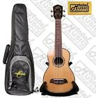 Oscar Schmidt All Mahogany 4 String Soprano Ukulele Includes Gig Bag OU13 UB1