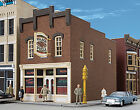 Walthers Cornerstone HO Scale Building/Structure Kit Village Pizza Restaurant