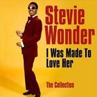 I Was Made To Love Her The Collection New CD