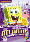 SpongeBob SquarePants Atlantis SquarePantis Region 1 New DVD
