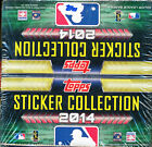 2014 Topps MLB Sticker Collection 16