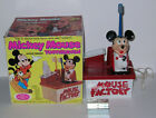 Vintage 1973 Disney MICKEY MOUSE TOOTHBRUSH Set Batt Op in Box KENNER