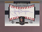 2003 Sweet Spot Classic Classic Greats Leather Ball Autograph Auto Tony Gwynn SP