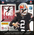 2 BOX LOT 2014 PANINI ELITE HOBBY FOOTBALL SEALED