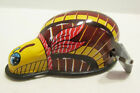 SNAIL VINTAGE TIN LITHO WIND-UP TOY MADE IN JAPAN BY HERO WORKS! NICE GRAPHICS