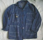 Vintage OSHKOSH B'GOSH Union Made Sanforized Denim Jacket XL? #F4-64