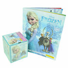 PANINI FROZEN ENCHANTED MOMENTS STICKERS 50-PACK SEALED BOX + 2 STICKER ALBUMS