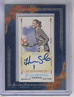2011 Topps Allen and Ginter Autographs #HSO Hope Solo Auto - NM-MT