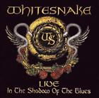 WHITESNAKE - LIVE... IN THE SHADOW OF THE BLUES NEW CD