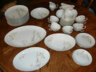 Vintage Meito WEST WIND China 84 Pieces Plates Cups Saucers Platters Bowls