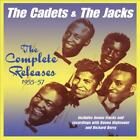 THE JACKS/THE CADETS - THE COMPLETE RELEASES 1955-1957 NEW CD