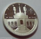 1984 S US Mint Commemorative Silver Dollar Coin LA Olympics