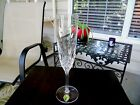 WATERFORD CRYSTAL LISMORE ENCORE CHAMPAGNE FLUTE .# 1