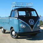 Volkswagen  Bus Vanagon 1962 deluxe vw single cab pick up truck