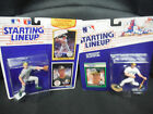 Mark McGwire lot of 1989 & 1990 Starting Lineups MIP MOC