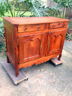 ANTIQUE FRENCH LOUIS PHILIPPE COUNTRY FRENCH CABINET SOLID CHERRY CIRCA 1790!