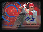 2014 Topps MIKE TROUT Trajectory #TA-MT Autograph