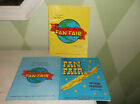 Fan Fair Nashville TN Country music program lot 3 1975 1980 1981 4th 9th 10th