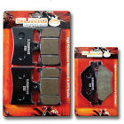 Yamaha Front + Rear High Quality Brake Pads XV 1900 A Midnight Star (2006-2012)