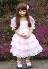 Masterpiece Dolls * Jillian * Brunette * Monika Levenig 39  Vinyl Doll *