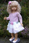 Masterpiece Dolls * Cassi * Blonde Hair * 34  Vinyl Doll * by Monika Levenig