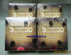 JAMES BOND 50TH ANNIVERSARY Trading Cards, SERIES 1 and 2 HOBBY BOXES