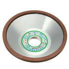 New 100mm Diamond Grinding Wheel Cup 180 Grit Cutter Grinder Grind Carbide Tool