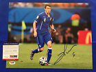 Matteo Darmian Signed 11x14 Photo Picture PSA DNA COA Manchester United Italy