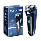 Rotary 3D Rechargeable Washable Men's Cordless Electric Shaver Razor Deluxe New