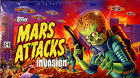 2014 Topps Mars Attacks Invasion hobby sealed 8-box case