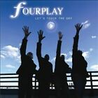 Let's Touch the Sky by Fourplay (CD, Oct-2010, Telarc Distribution)