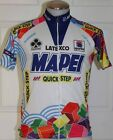 Sportful Colnago Mapei cycling Full zip shirt jersey maglia top Woman Med
