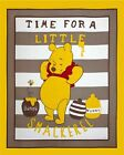 Disney Winnie the Pooh Story of Hunny Large Cotton Fabric Panel
