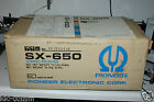 Pioneer SX-650 AM/FM Stereo Receiver. Bench Tested. Original Box and Manual