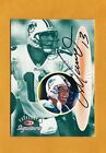 DAN MARINO-1999 Donruss Preferred Signatures AUTO AUTOGRAPH RARE