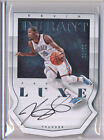 2014 15 PANINI LUXE KEVIN DURANT DIE CUT AUTO 28 35