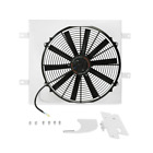 Mishimoto Aluminum Fan Shroud + 16 Electric Fan 1987 2006 Jeep Wrangler YJ