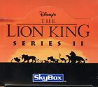 LION KING SERIES II (SKYBOX) TRADING CARDS 10 BOX CASE