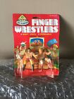 Vintage Hulk Hogan Finger Wrestlers by The Champion in package -  Knock Off MIP