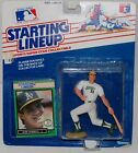 1989 SLU Starting Lineup Jose Canseco Figure MOC Oakland A's Athletics Kenner *