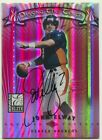 2001 Donruss Elite John Elway Brian Griese Passing the Torch 2x Auto # 50
